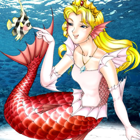 Sirena Curadora