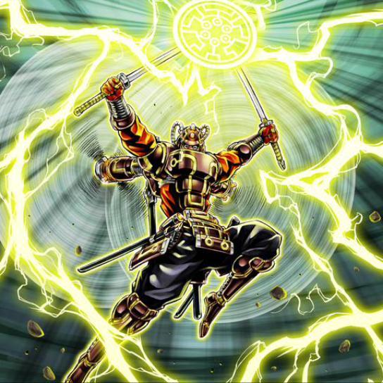 Ataque de los Seis - Explosión de Trueno