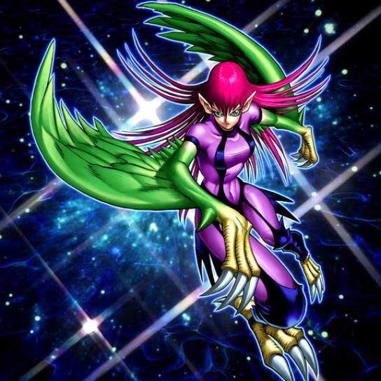 Dama Arpía 1