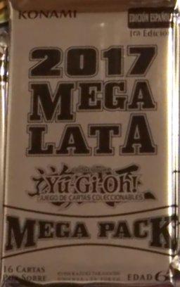 Promo Pack - 2017 Mega-Latas Mega Pack