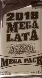 Promo Pack - 2018 Mega-Latas Mega Pack