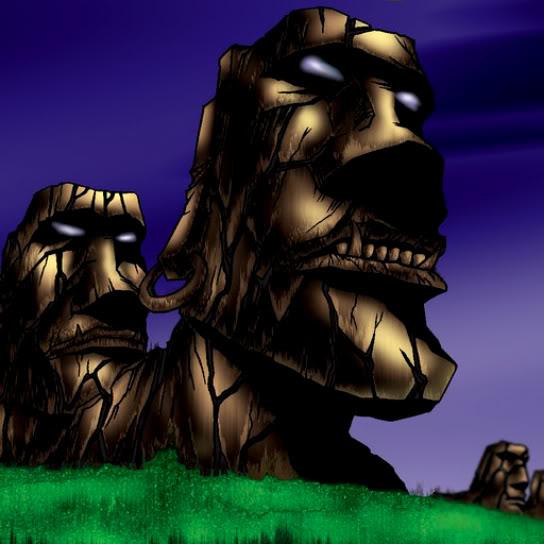 La Estatua de la Isla Oriental