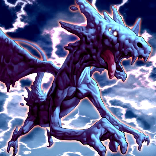 Cloudian - Dragón de Tormentas