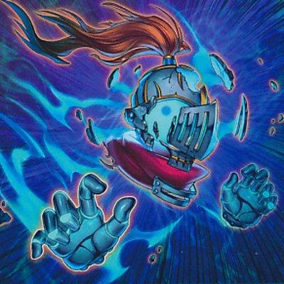 Los Caballeros Fantasma del Yelmo Hendido