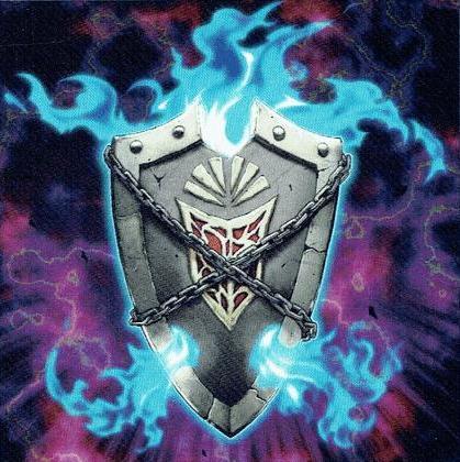 Los Caballeros Fantasma del Escudo Completo