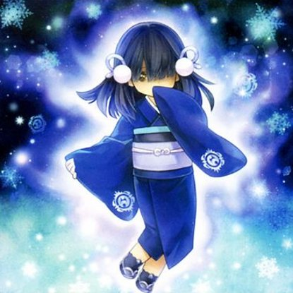 Yuki-Musume, el Mayakashi de Hielo