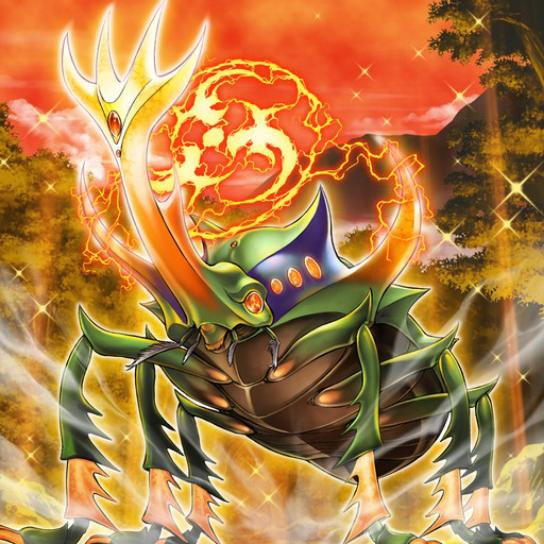Escarabajo Koa'ki Meiru