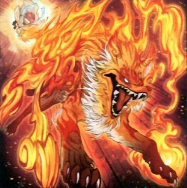 Despertar del Poseído - Inari de Fuego Superior