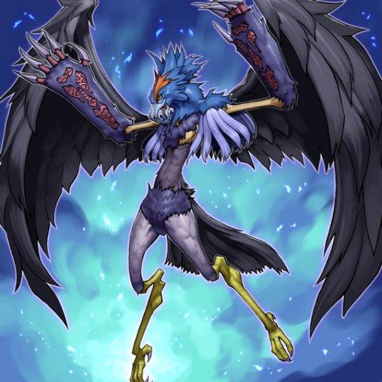 Alanegra - Shura la Llama Azul