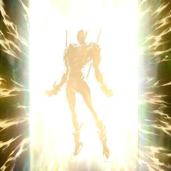 Cambio de Héroe - Rayo Reflector