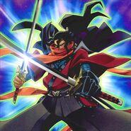 Foto samurai gagaga