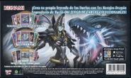 Contraportada barajas dragón legendario