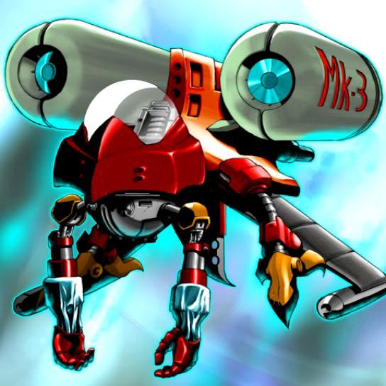 Bugroth Amfibio MK-3