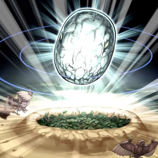 Huevo Milagroso del Jurásico