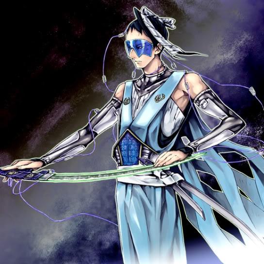Samurái del Futuro