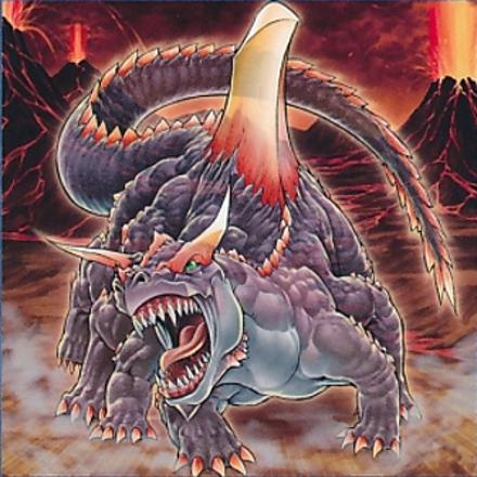 Dragón de Magma