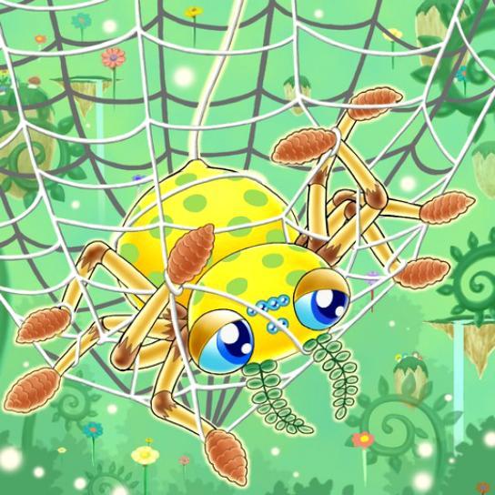 Arañacolmillo Naturia