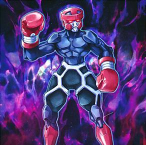 Boxeador Indómito Protegido