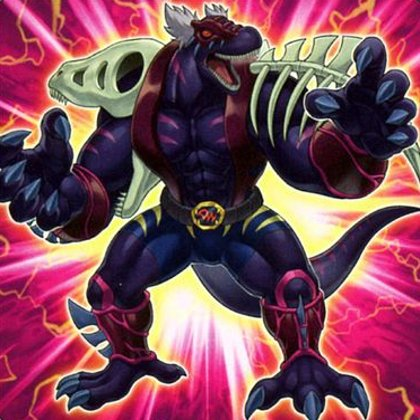 Dinoluchador Rey T Wrextle