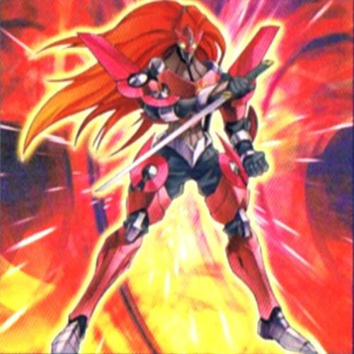 Número 12 Ninja de la Armadura de Sombras Carmesí