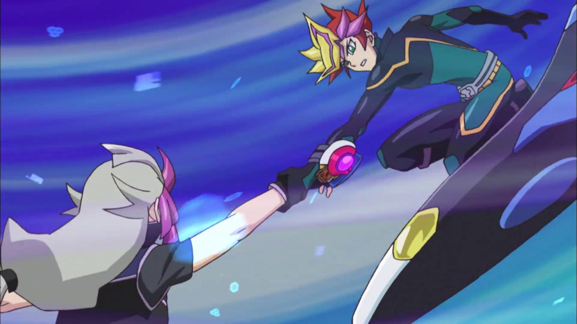 Yu-Gi-Oh! VRAINS - Episodio 015