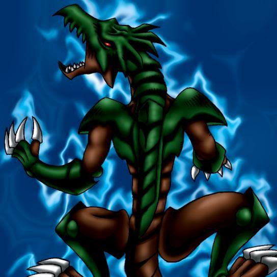 Dragón Menor