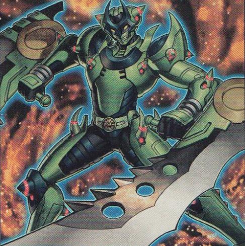 Giga-Mantis Inzektor