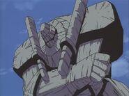 Soldado Gigante de Piedra - Invocación