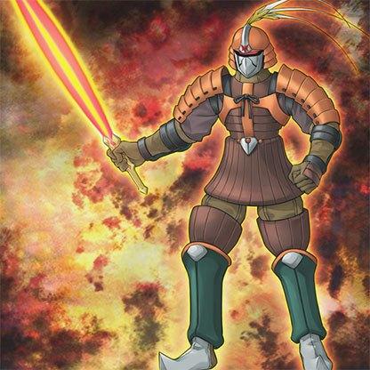 Campeón Heroico - Kusanagi