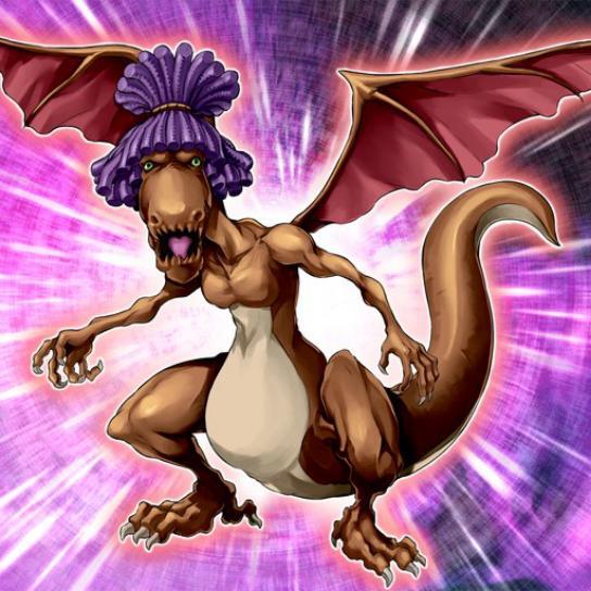 Dragón de Rastas