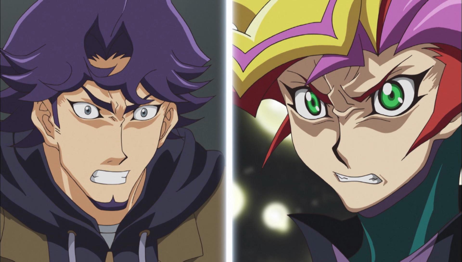 Yu-Gi-Oh! VRAINS - Episodio 018