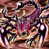 Foto bestia mística de serket
