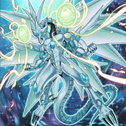 Dragón Divino Sifr de Polvo de Estrellas