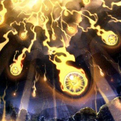 Los Cien Truenos del Dragón de Trueno