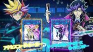 Yu-Gi-Oh! VRAINS - Playmaker & AI Teaming Up For The ETERNITY CODE Commercial