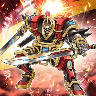Samurai Superpesado Musashi Maestro de la Espada