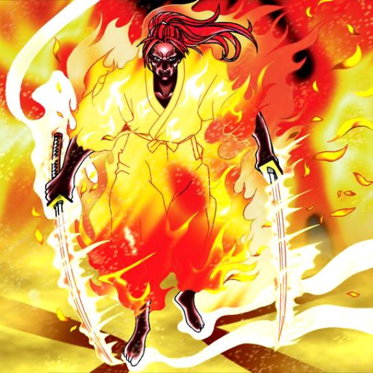 Soldado del Fuego Oscuro 2
