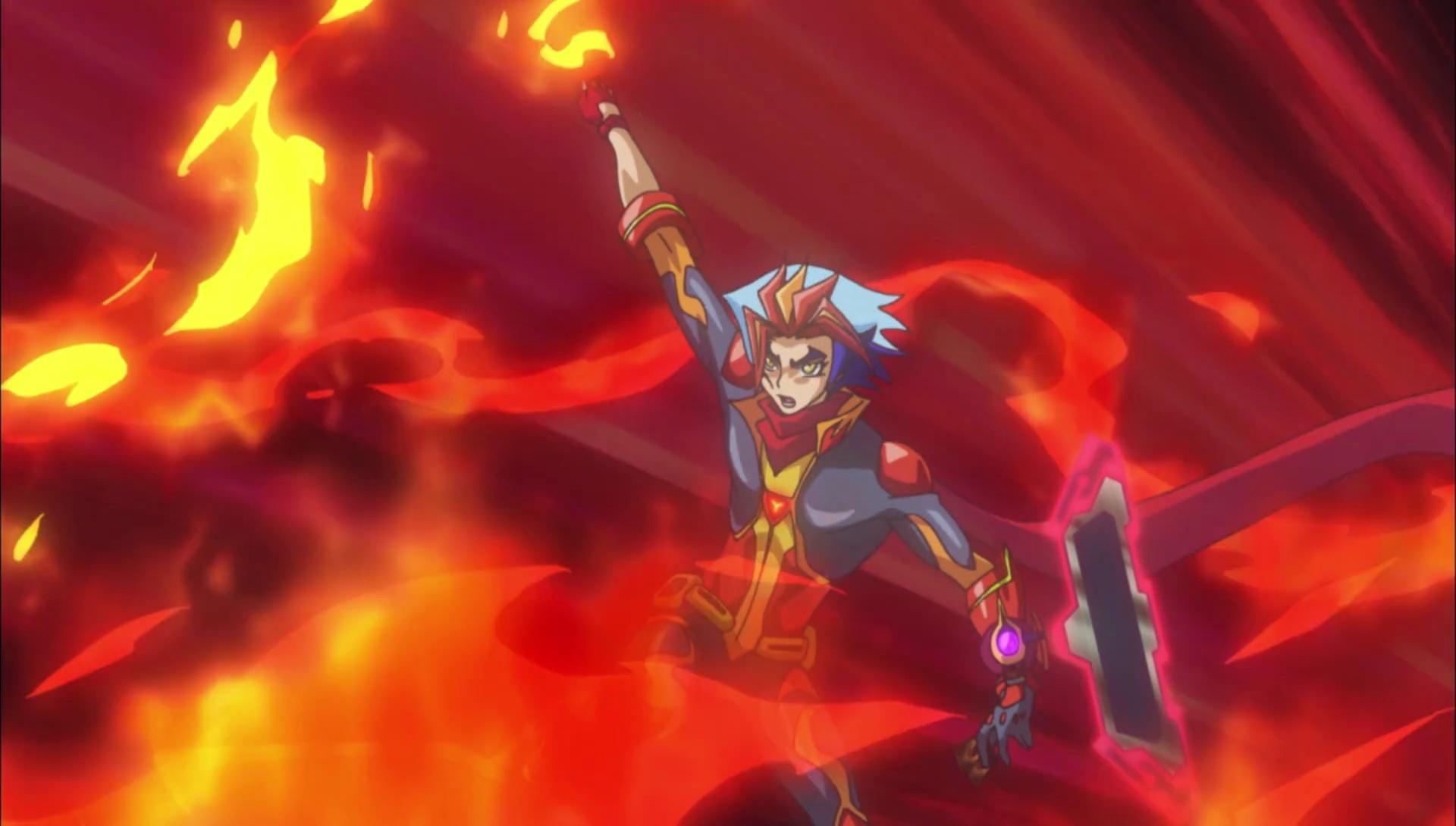 Yu-Gi-Oh! VRAINS - Episodio 049