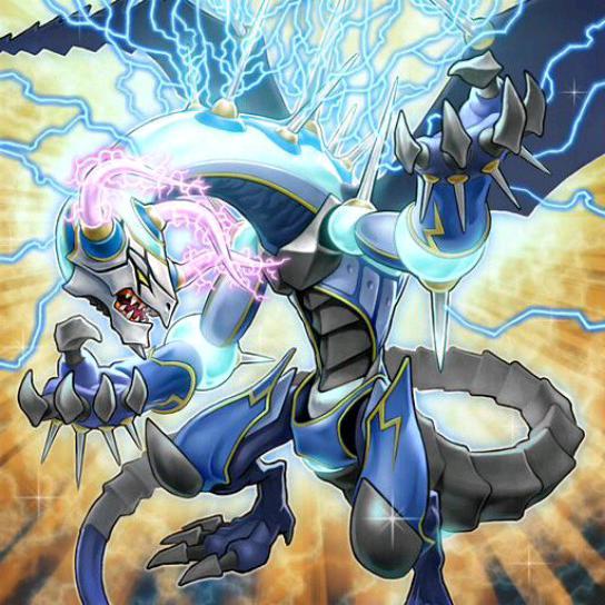 Dragón del Trueno Final