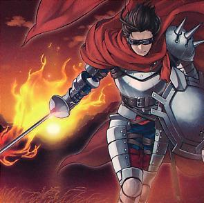 Caballero del Incendio Forestal