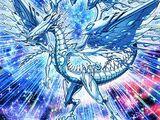 Dragón Blanco de Ojos Profundos