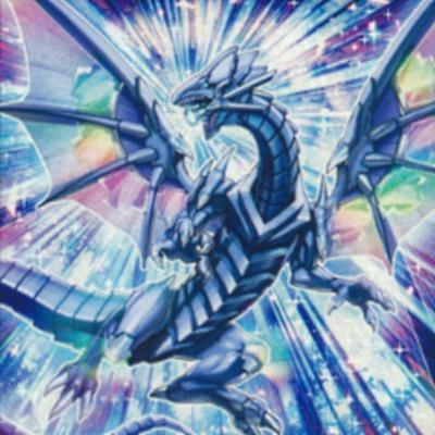 Dragón Sólido de Ojos Azules