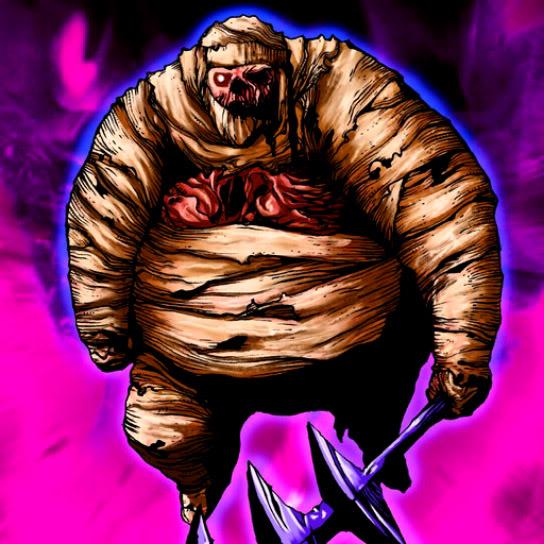 Momia del Hacha Gigante