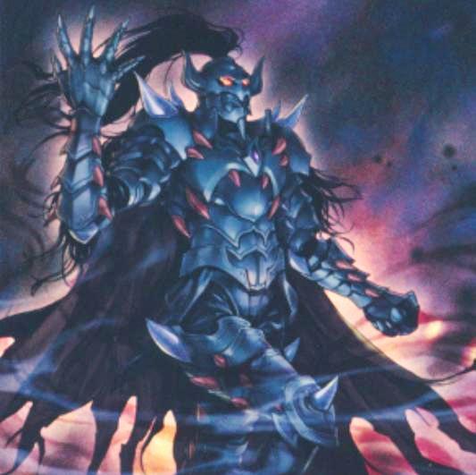 Eidos, el Escudero del Inframundo