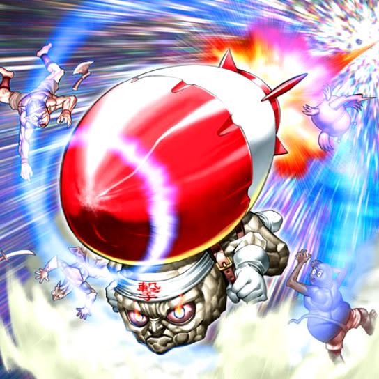 Saltador de Cohete