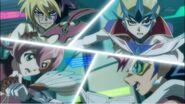 Kite y Yuma VS Trey y Quattro