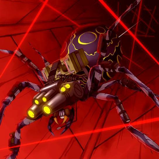 Araña Espía