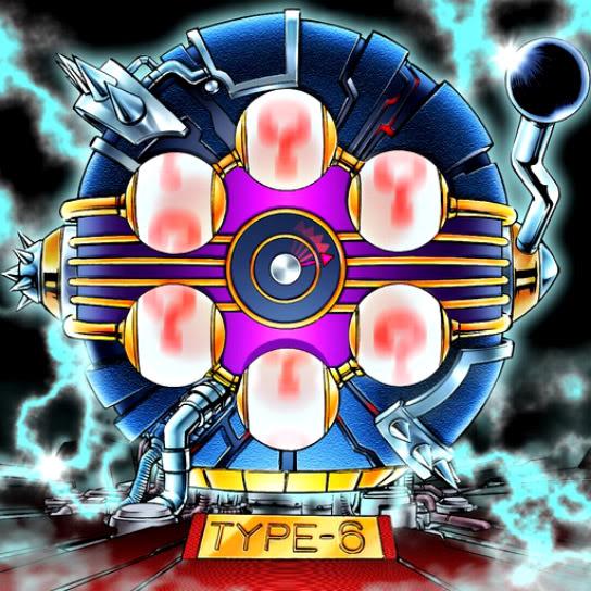Máquina Peligrosa Tipo 6