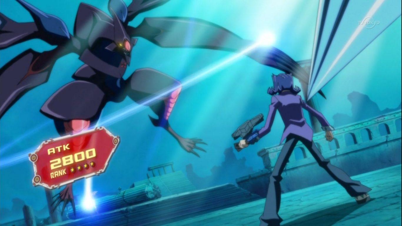 Yu-Gi-Oh! ZEXAL - Episodio 034