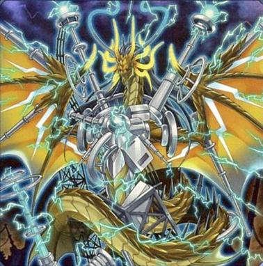 Tormentamech Dragón de Trueno